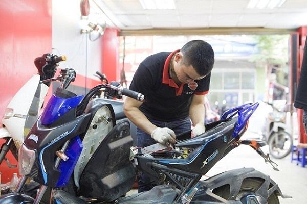 Sửa chữa xe máy, ô tô