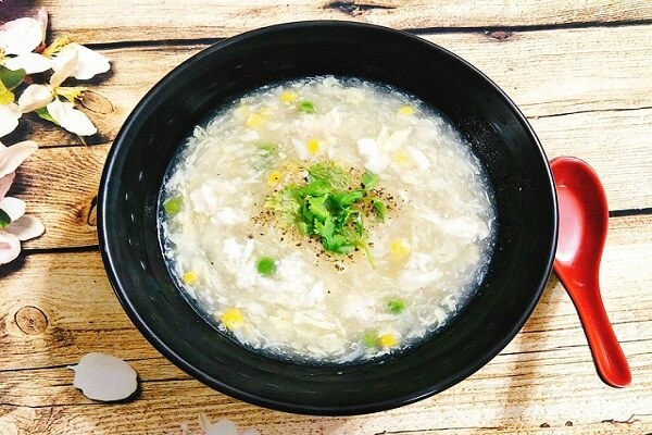 món súp cua