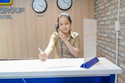 Hướng dẫn cách đặt phòng khách sạn qua điện thoại bằng tiếng anh