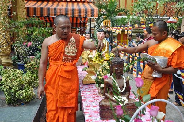 Lễ hội Chol Chnam Thmey