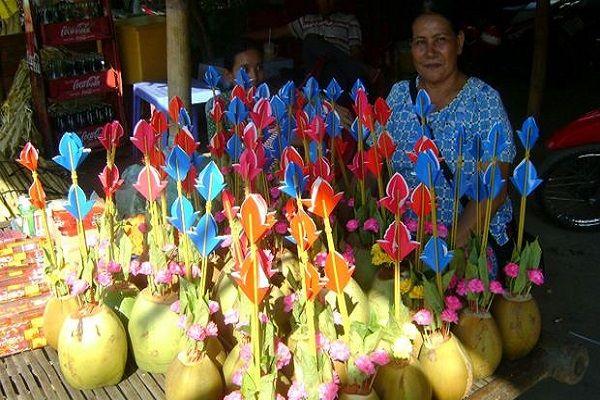 Lễ hội Cúng Dừa