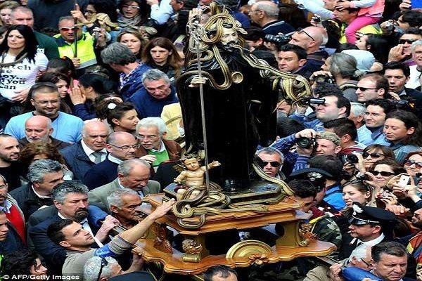 Lễ hội Thánh rắn