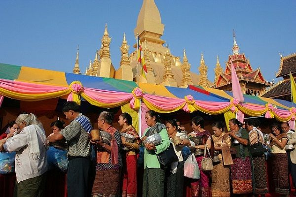 Lễ hội Thạt Luổng