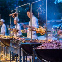 Tiệc BBQ