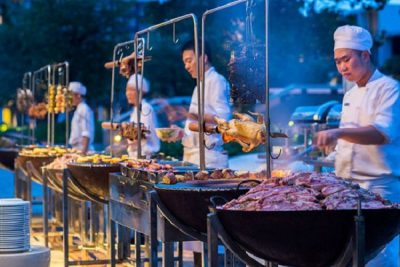 Tổ chức tiệc BBQ – Tiệc BBQ gồm những món gì?