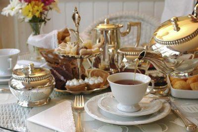 Thực đơn và quy trình tổ chức tiệc trà cần biết