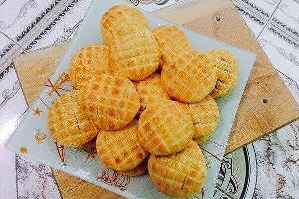 """Bánh dứa – món bánh """"đặc sản"""" của du khách khi du lịch Đài Loan"""