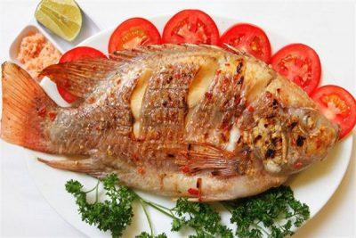 Cách làm cá diêu hồng chiên xù và chiên sả ớt ngon như nhà hàng