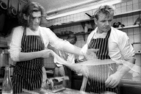 sự nghiệp nghề bếp của Gordon James Ramsay