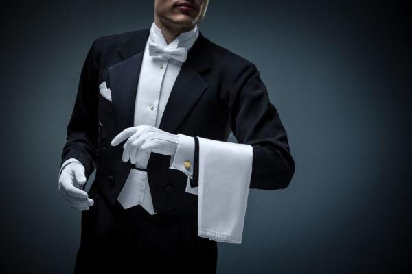 butler là gì trong khách sạn