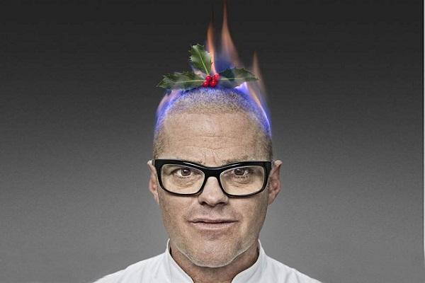 heston bluementhal đầu bếp tự học nổi tiếng