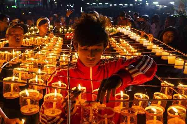 lễ hội ánh sáng