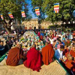 lễ hội chùa ananda