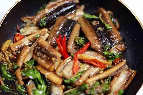 lọc thịt lươn
