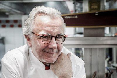 """Alain Ducasse – Đầu bếp tài ba của thế giới và triết lý ẩm thực """"Nói không với thịt"""""""