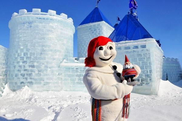 lễ hội carnival mùa đông