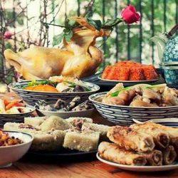 ẩm thực ngày tết của người việt