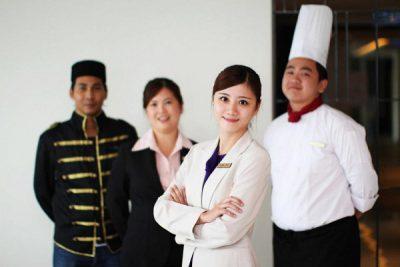 nhà hàng khách sạn vẫn là lĩnh vực có nhiều tiềm năng