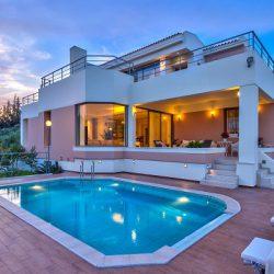 villa mang đến không gian sang trọng