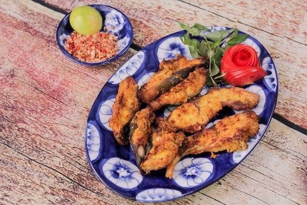 cá lăng nướng muối ớt day ngon