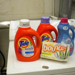 Các hóa chất dùng trong Laundry