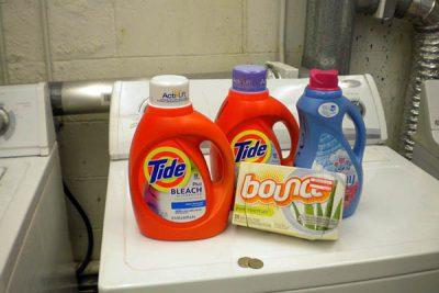 Tìm hiểu các loại hóa chất dùng trong Laundry