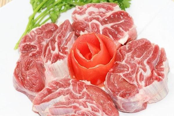 cách chọn bắp bò ngon