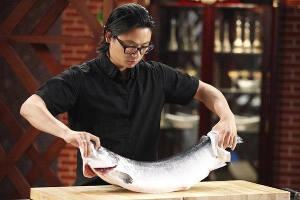 Đầu bếp gốc Việt Luke Nguyễn