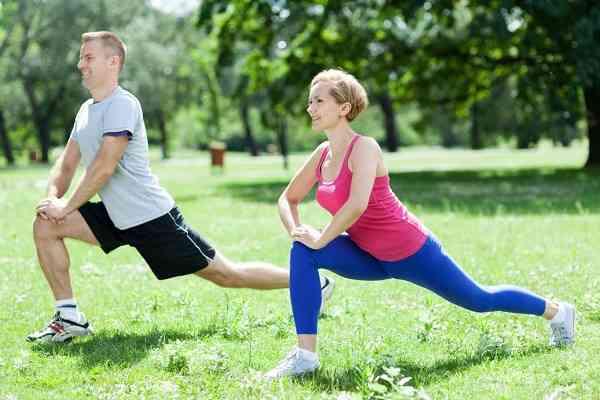 luyện tập thể thao