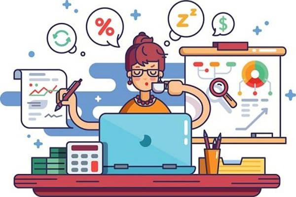 tăng năng suất làm việc