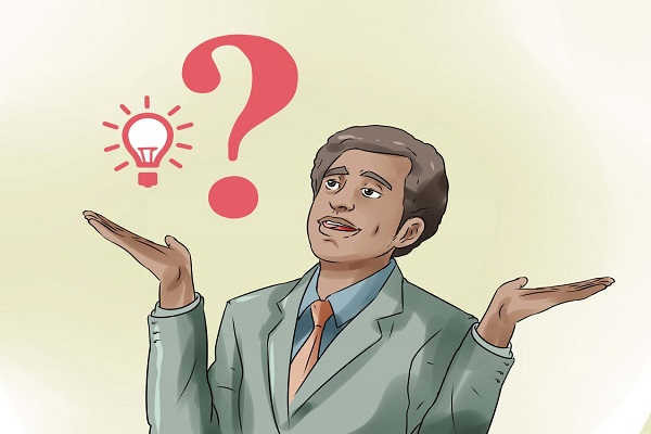tập thói quen đặt câu hỏi