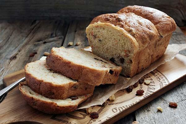 bánh có sử dụng men nở