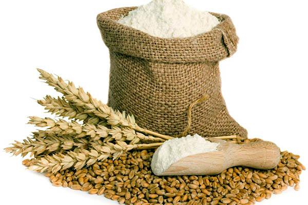 hình ảnh bột mì là gì