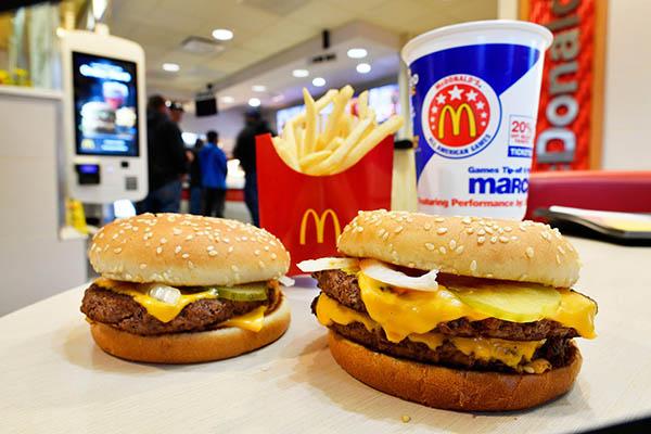 những lợi ích của fastfood