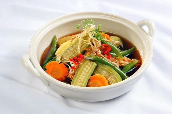Ngày rằm rồi cùng làm món rau củ kho chay đậm chất dinh dưỡng cho cả nhà nào