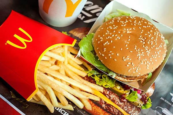 thương hiệu đồ ăn nhanh mcdonald