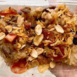 Xôi bát bửu đậm chất ẩm thực Trung Hoa
