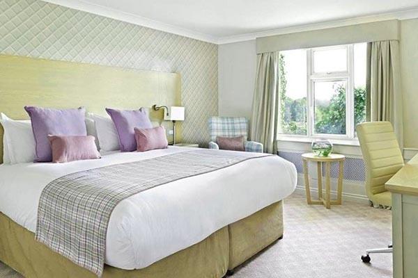double room là loại phòng có 1 giường lớn