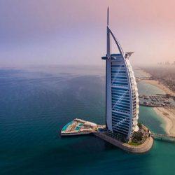 khách sạn burj al arab 7 sao
