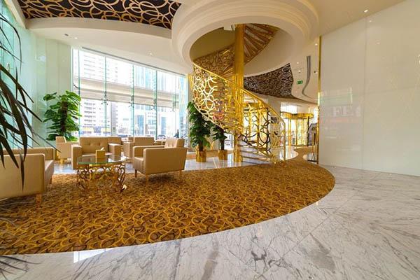 khách sạn gevora