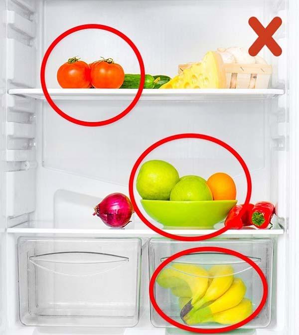 một số lưu ý khi bảo quản rau sống