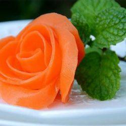 cắt tỉa cà rốt