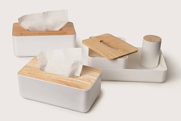 giấy ăn kém chất lượng