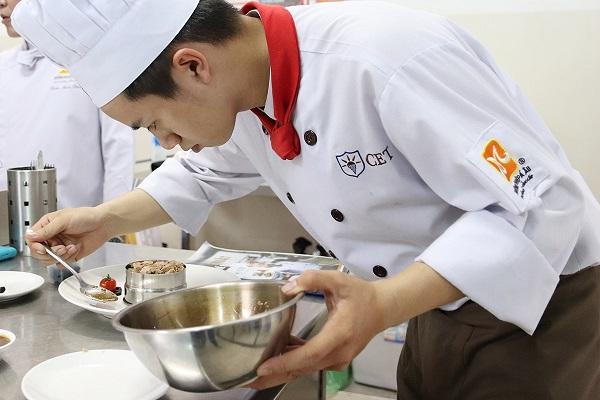 hình ảnh nghề đầu bếp có nhiều tiềm năng phát triển