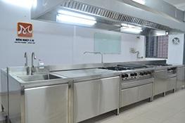 phòng bếp cet