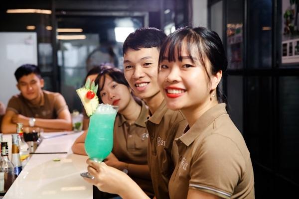 sinh viên CET sẽ tìm được công việc yêu thích sau khi tốt nghiệp