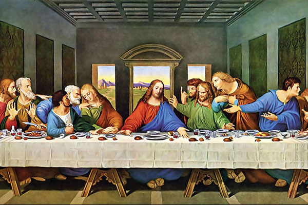tiệc ly trong kinh thánh