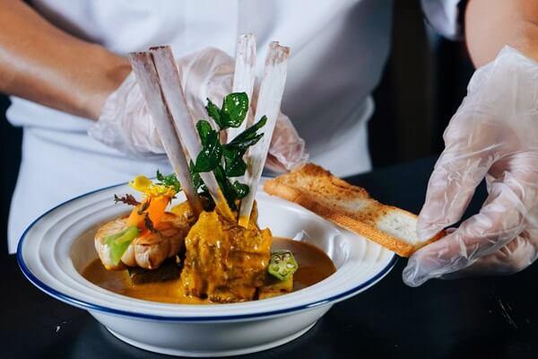 học bí quyết nấu các món ăn ngon mỗi ngày CET