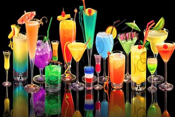 hình ảnh các loại ly trong pha chế
