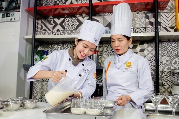 kỹ thuật làm bánh